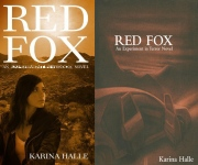 Red Fox Book Covers