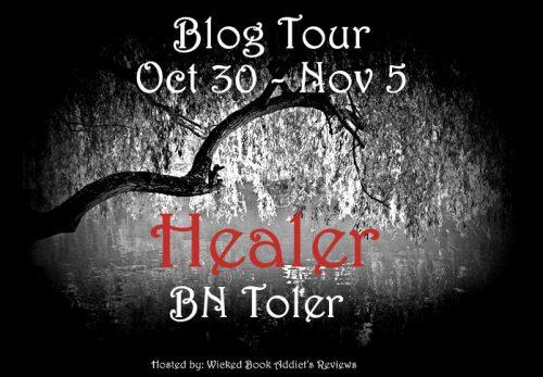 Healer - B.N. Toler BLOG TOUR