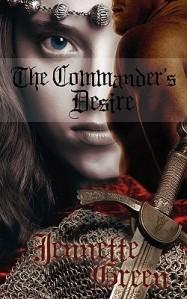 The Commander's Desire - Jennette Green