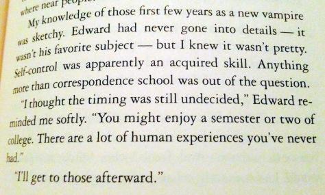 Eclipse Excerpt