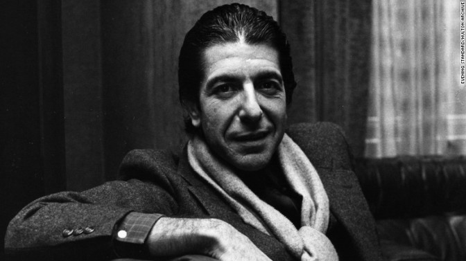 For Anne – Leonard Cohen