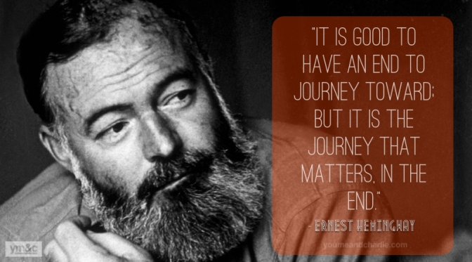 In Our Time – Ernest Hemingway