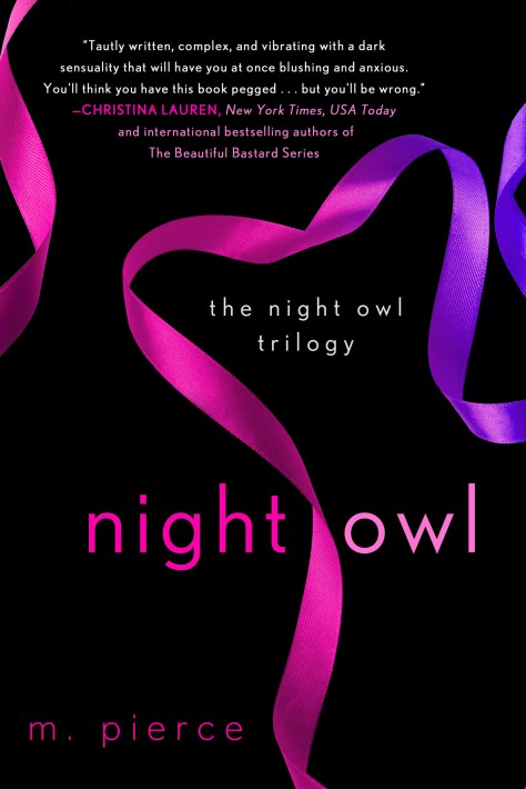Night Owl Paperback Cover