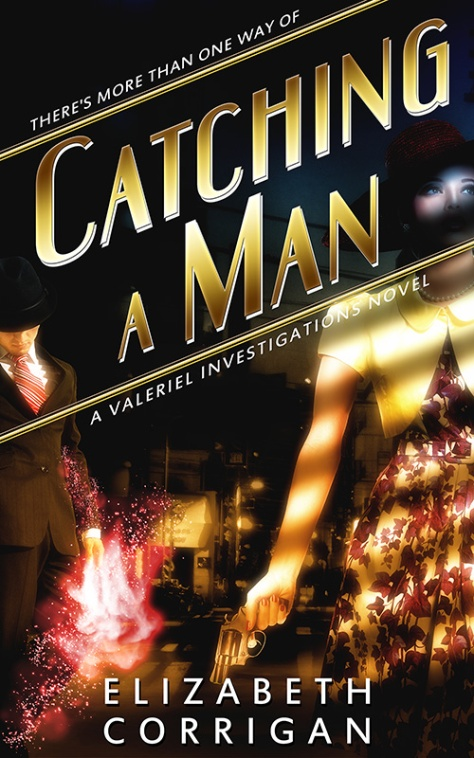 Catching a Man Cover Reveal