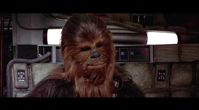 Chewbacca: Perfect Sidekick or Perfect Date?