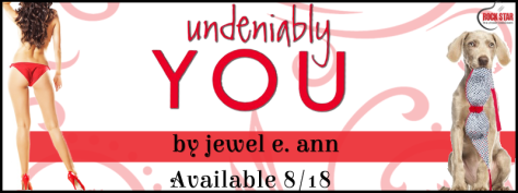 Undeniably You banner