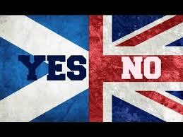 yes no scotland
