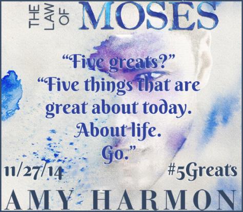 5GreatsMoses