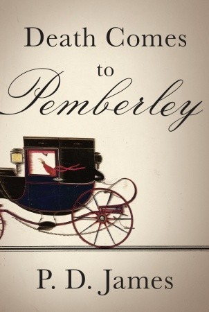 Death Comes to Pemberley book cover 2