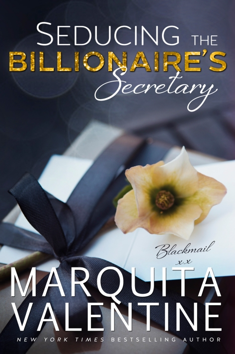 ALTERNATE SEDUCING THE BILLIONAIRES Secretary MARQUITA VALENTINE BARNES AND NOBLE EBOOK COVER