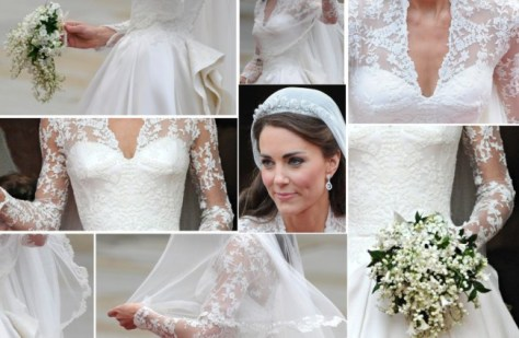 Duchess of Cambridge, and her wedding dress-Photo (c)-Getty / Rex / Reuters / PA / AP / PR / EAP / Wenn / Wire / Pool / Splash / AAP