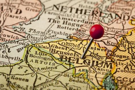 belgium-pin-map