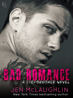 Bad romance a stepbrother novel jen mclaughlin penny dreadful enter to win a select loveswept ebook bundle fandeluxe Image collections