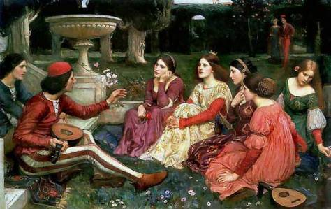 John-Williams-Waterhouse-ArtistbrThe-Decameron