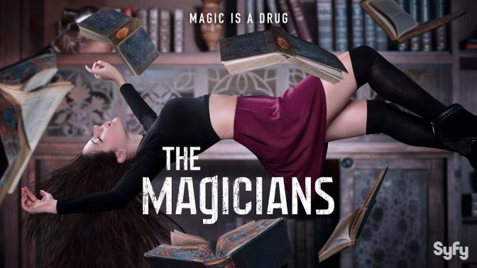 The Magicians – CANADIANS SET YOUR PVR ALERT