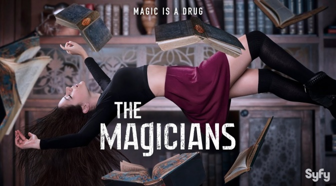 The Magicians – CANADIANS SET YOUR PVR ALERT